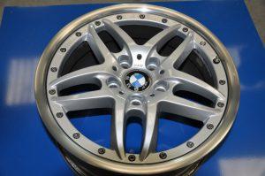 reparation jante alu BMW