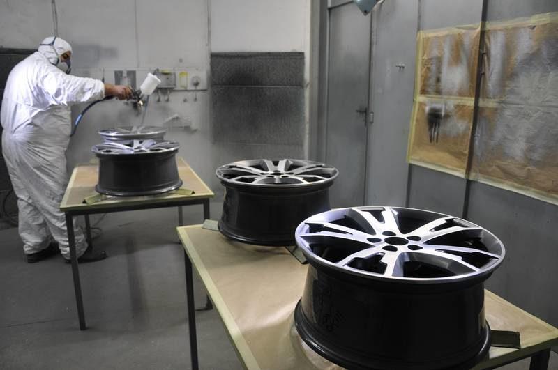 répration jantes aluminium dans le réseau FIXALU